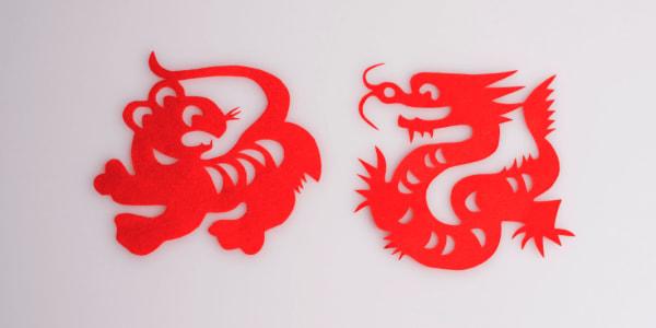 Grunderna för att spela online Dragon Tiger